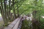 Park Střelnice po rekonstrukci