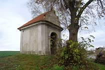 Kaplička ve Vestci