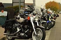 Motorkáři v sobotu zahájí sezonu vyjížďkou i mší
