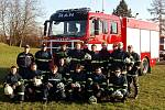 Sbor dobrovolných hasičů Chrudim.
