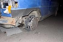 Nehoda v Třemošnici