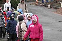 Oprava mateřsko školy v Kubínově ulici