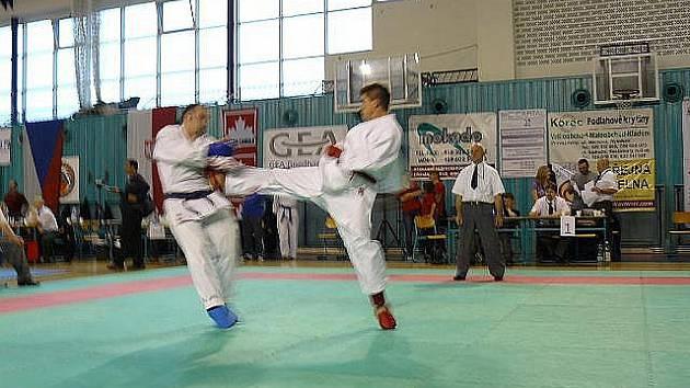 Karatisté z Třemošnice se probojovali v Ostravě do finále.