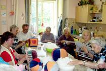 Domov pro seniory v Heřmanově Městci se otevřel veřejnosti.