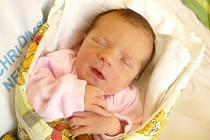 ADÉLKA NOVOTNÁ. Z prvorozené dcery se radují Lucie a Jiří z Třemošnice. Narodila se 21.2. v 10:09 s mírou 48 cm a váhou 2,61 kg.