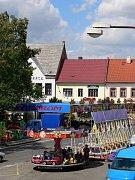 Vavřinecká pouť v Ronově nad Doubravou.