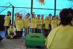 Druhý ročník folkové školky v Rosicích u Chrasti.