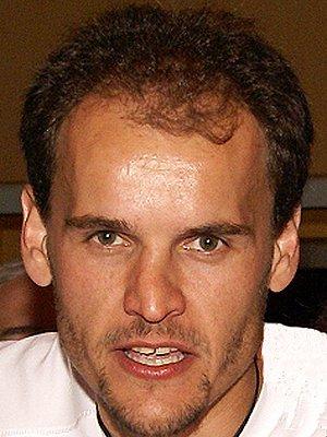 Tomáš Meller, reprezentační brankář a futsalista Era-Packu Chrudim.