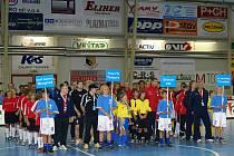 Atmosféru špičkového futsalu poznali chrudimští diváci již při loňských bojích UEFA Futsal Cupu.