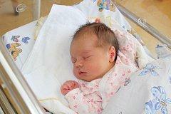 ANNA AMÁLIE CHALOUPKOVÁ (3,7 kg a 52 cm) přibyla 10.7. ve 12:13 do rodiny Aleny a Jana z Chrudimi a jejich 2letého Honzíka.