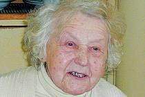 Míla Fialková byla hrdinkou protinacistického odboje.