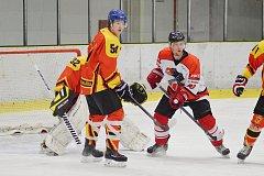Chrudimští hokejisté nedopustili překvapení a na domácím ledě porazili poslední mužstvo tabulky – HC Spartak Poličku poměrem 6:1