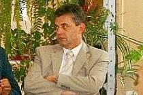 Místostarosta Chrudimě Petr Řezníček.