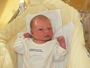 EMA VODSTRČILOVÁ (3,55 kg a 50 cm) – toto jméno vybrali 4.1. v 9:49 pro svou prvorozenou dceru Eva a Libor Vodstrčilovi ze Lhůty u Vysokého Mýta.