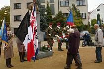 93. výročí samostatného českého státu.