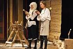 58. ročník Loutkářské Chrudimi je tady.   Prvním představením byl v Divadle Karla Pippicha inspirativní program s názvem Andromaché.