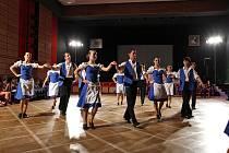 Taneční klub TKG Hlinsko se pochlubil novým profilovým pořadem.