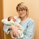 MATĚJ JOŽÁK (50 cm a 3,01 kg) – toto jméno vybrali 14.01. ve 3:50 pro svého prvorozeného syna Martin a Martina z Chrasti.
