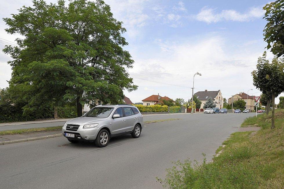Mezi připravované projekty byla zařazena také poměrně frekventovaná a nebezpečná křižovatka Václavské a Vlčnovské ulice.