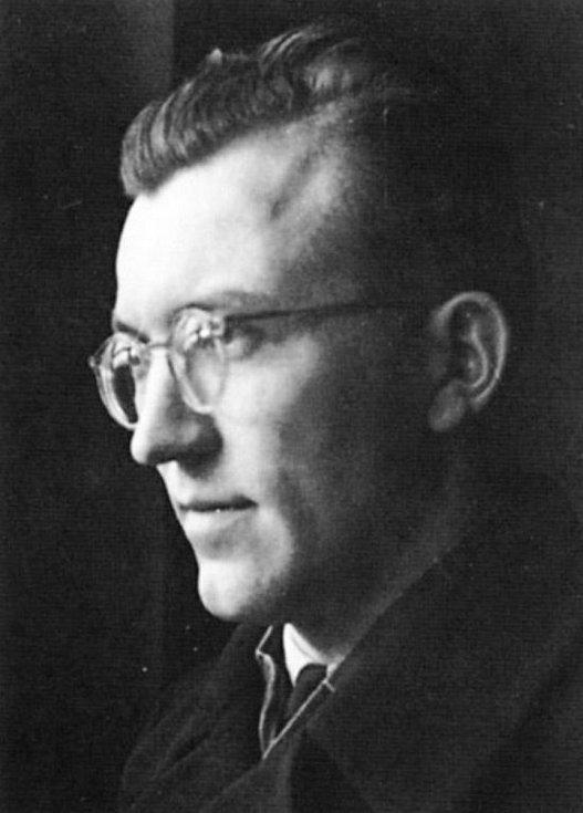 kpt. Jaromír Nechanský, velitel skupiny