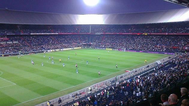 Stadion Feyenoordu.