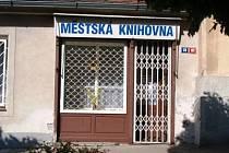 Knihovna v Ronově nad Doubravou