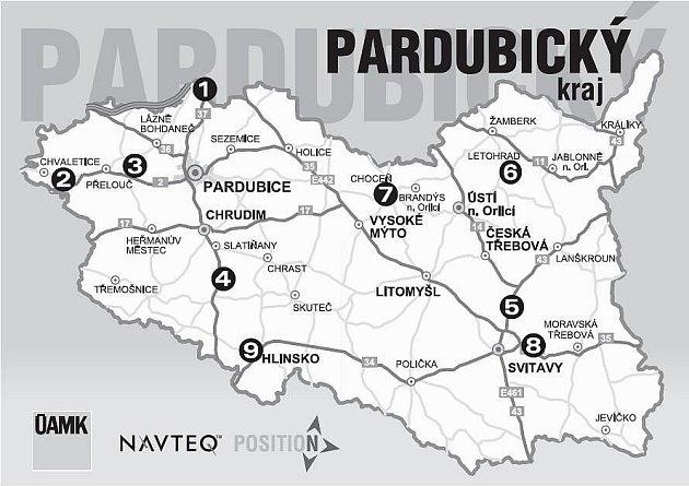 Dopravní servis Pardubického kraje