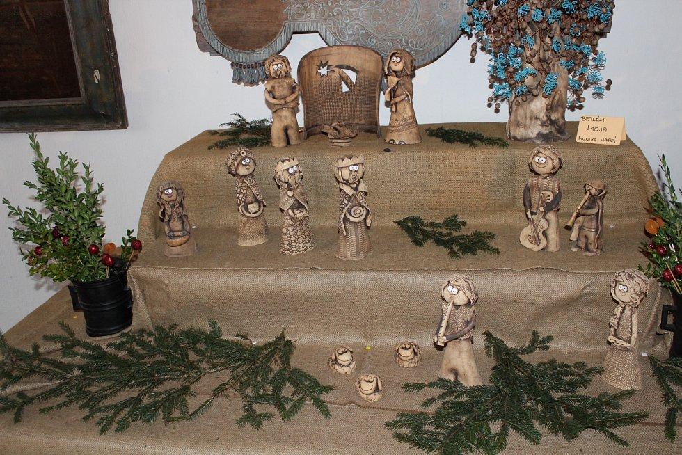 Vánoční výstava na Košumberku