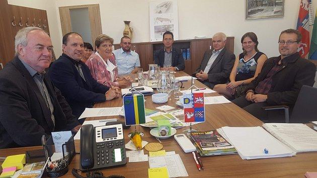 Nová koalice v Heřmanově Městci