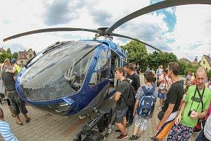 Akce Bezpečné prázdniny v Hlinsku