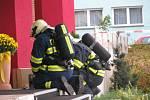 Hasiči byli přivoláni k podezřelému balíčku u hotelu Bohemia.