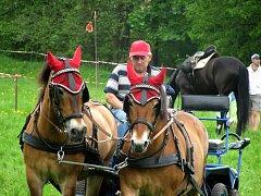 Velký jezdecký a chovatelský den pro milovníky koní v Kozojedech.