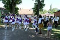 Vejvanovičtí oslavili jubileum své obce.