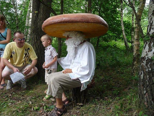 PUTOVÁNÍ Pohádkovým lesem na Žumberku
