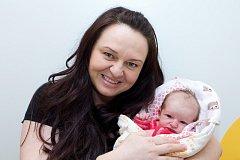 Anna Lvová (3,2 kg a 49 cm) – toto jméno vybrali pro svou prvorozenou dceru 29.3. ve 20:06 Petra a David z Hlinska.