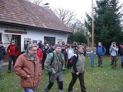 XV. ročníku přechodu Železných hor Expedice Krkaňka 97 se v roce 2012 zúčastnila více než stovka účastníků.