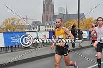 BMW Marathon ve Frankfurtu.