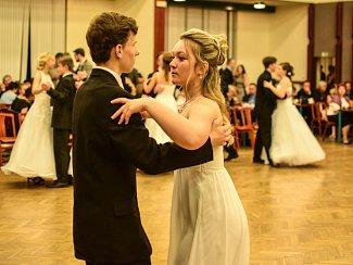V Třemošnici se konal taneční věneček.