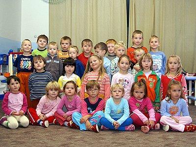 Mateřská školka v Bylanech.