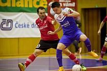 Chance futsal liga: Era-Pack Chrudim – Tango Brno 6:2 (2:1).