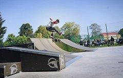 Skatepark Hlinsko.