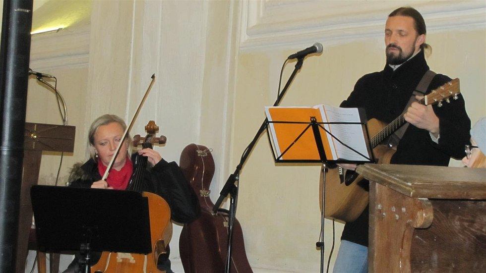Adventní koncert na Seči 2018