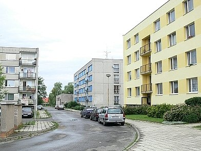 Heřmanoměstecké sídliště.