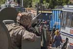 Chrudimští výsadkáři střeží základnu v Mali