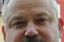 Richard Herbst, 53 let, učitel ZUŠ, Chrudim.