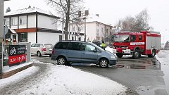 Nehoda v ulici V Tejnecku