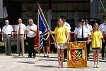 Ze života obce Jenišovice na Chrudimsku, která získala Zlatou stuhu v soutěži Vesnice roku 2009.