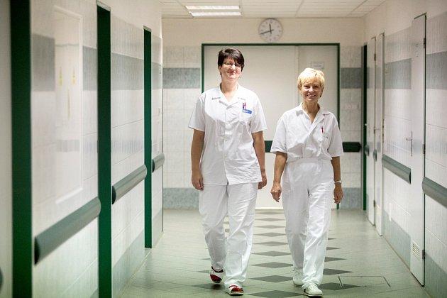 Patologicko - anatomické oddělení vede primářka Anna Korcová.