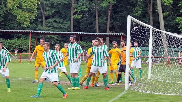 "FK Heřmanův Městec ""A"" - MFK Chrudim ""C"" - 5:2"