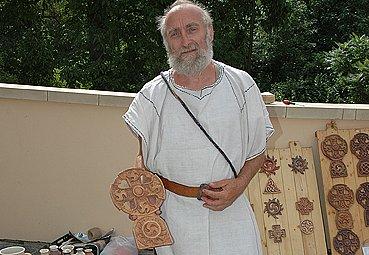 Keltský svátek Lughasad v Nasavrkách.